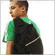 Hemp Messenger Bag