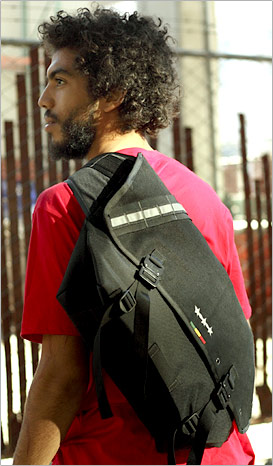 Ballistic Hemp Messenger Photo
