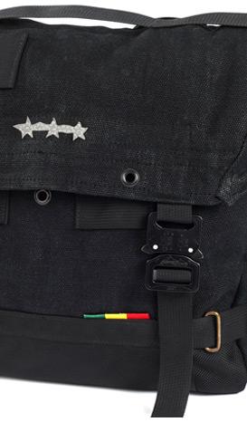 Hemp Scandal Bag